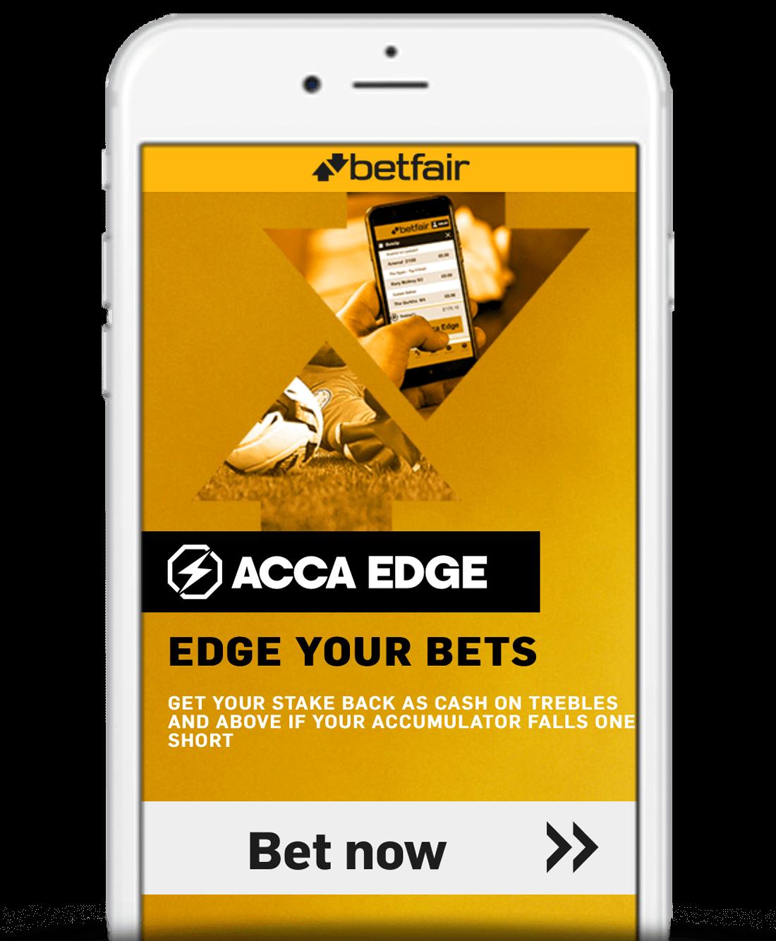 What Is Betfair Acca Edge?