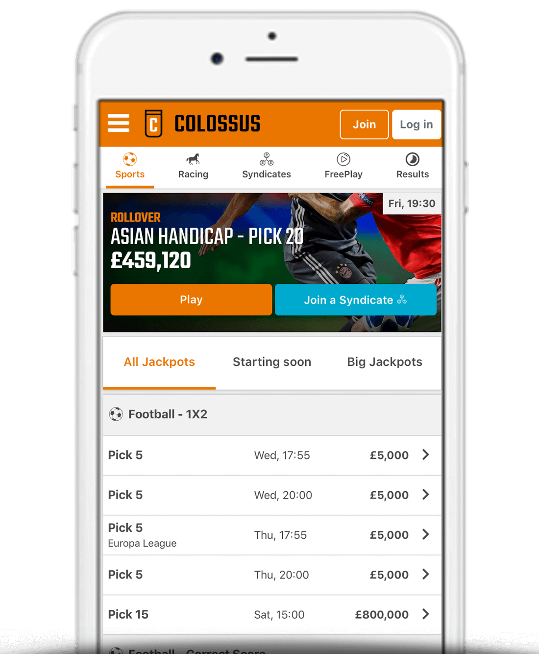 What Is Colossus Bets?