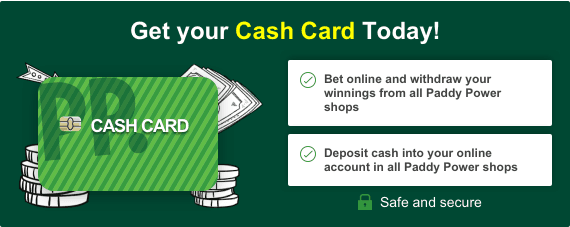 What Is The Paddy Power Cash Card PPlus?
