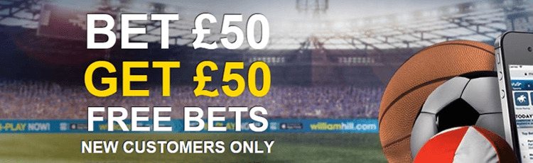 William Hill £50