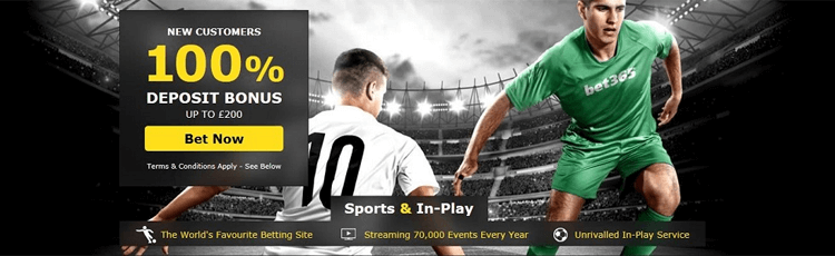 bet365 £200 Deposit Bonus Explained