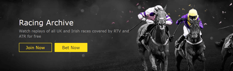 bet365 Horse Racing Archive