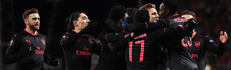 Arsenal v Ostersunds Betting Preview Thursday 22nd February