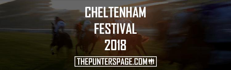 Cheltenham Festival 2018 - Offers, Betting Tips, Previews & Odds