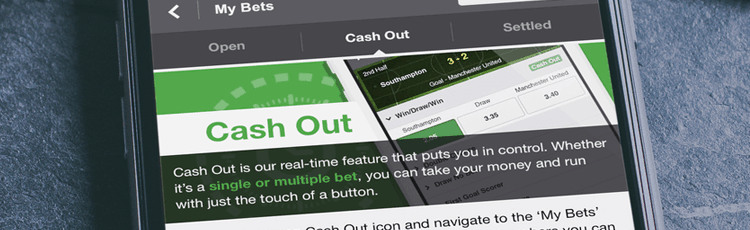 Betway Cash Out & Partial Cash Out