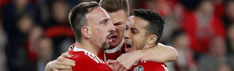 Bayern Munich v Sevilla Betting Preview 11th April