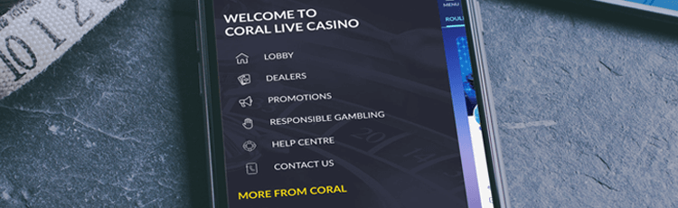 Coral Online Casino & Bonus Review