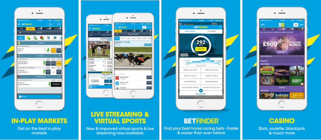 How To Download BetBright iPhone App