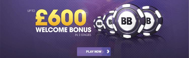 BetBright Casino Promotion Code