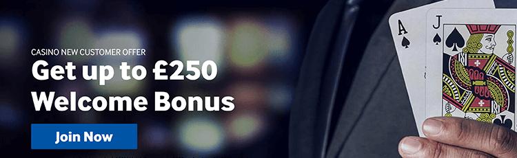 Betway Casino Bonus Code