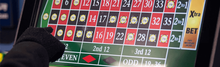 Government Announce FOBT Stakes To Be Reduced From £2 To £100