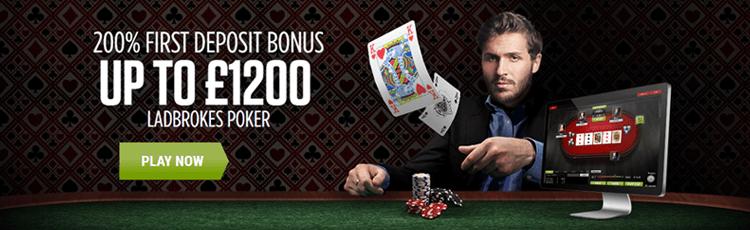 Ladbrokes Poker Promotion Code