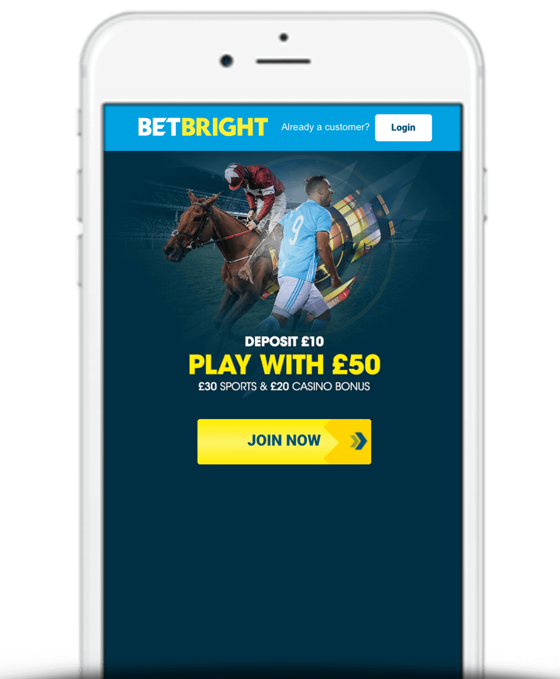 What Is The BetBright Free Bet Sign Up Offer?