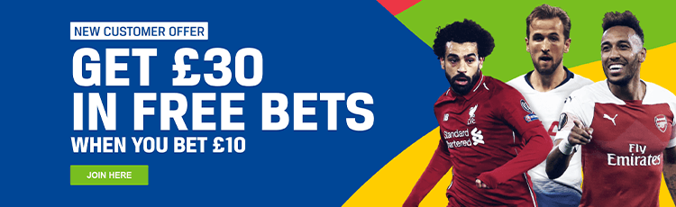 What Is The Coral Bet £10 Get £30 Promotion?