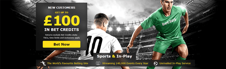 bet365 Sportsbook Bonus Code