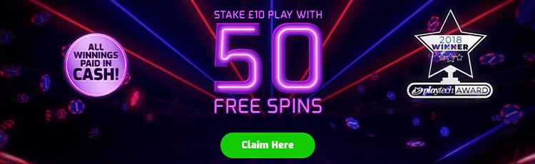 Betfred Casino Promotion Code