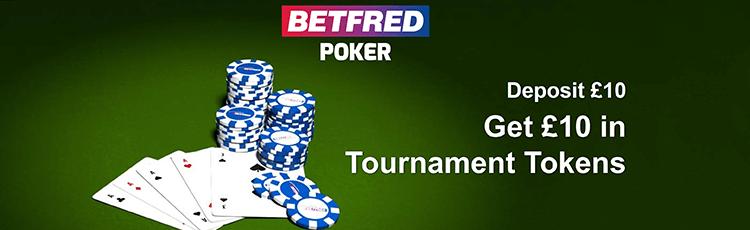 Betfred Poker Promotion Code