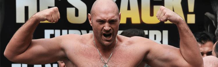 Tyson Fury v Sefer Seferi Betting Preview & Tips 9th June