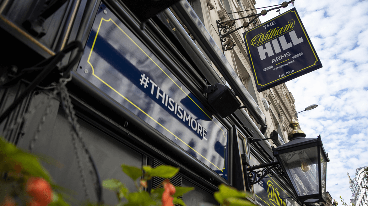 William Hill's New Pub For Punters Set To Be A Gamechanger