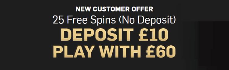 Betfair Casino Promotion Code 2