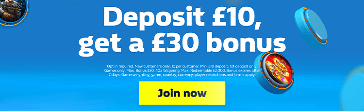 William Hill Games Promotion Code