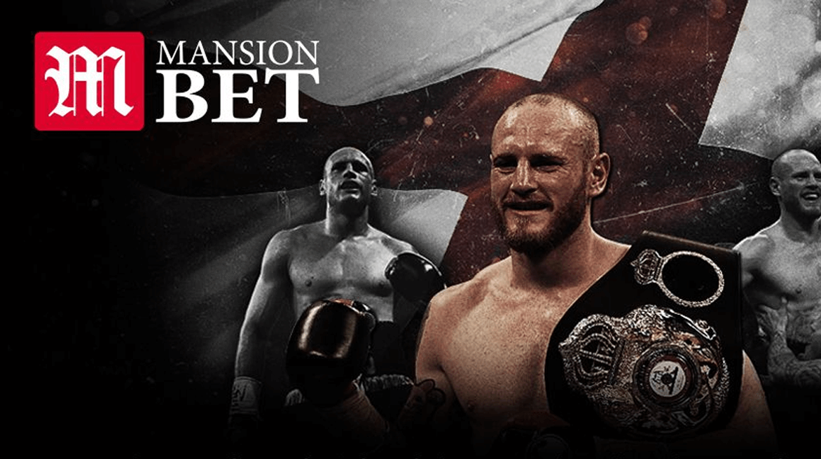 MansionBet Become Exclusive Betting Partner Of George Groves
