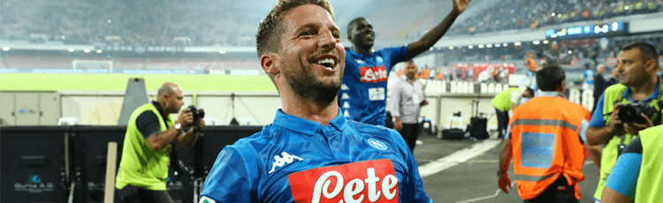 Sampdoria v Napoli Betting Preview, Odds & Tips 2nd September