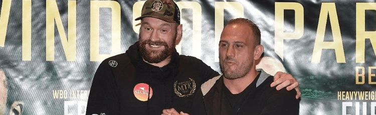 Tyson Fury v Francesco Pianeta Betting Preview 18th August