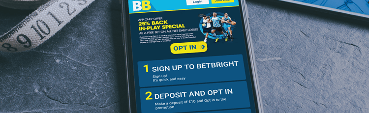 BetBright Free Bet Sign Up Offer Explained