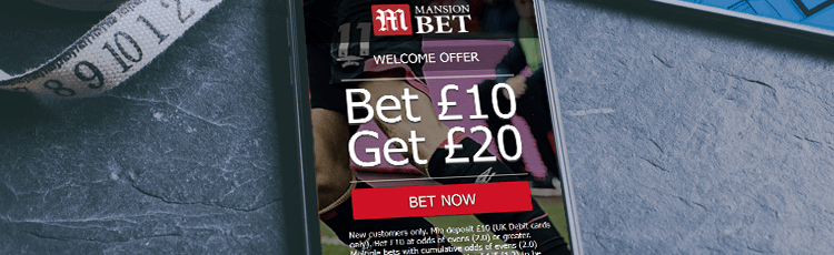 MansionBet Free Bet Sign Up Offer Guide