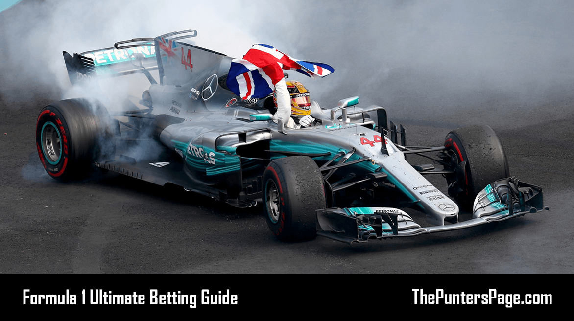 Formula 1 Ultimate Betting Guide