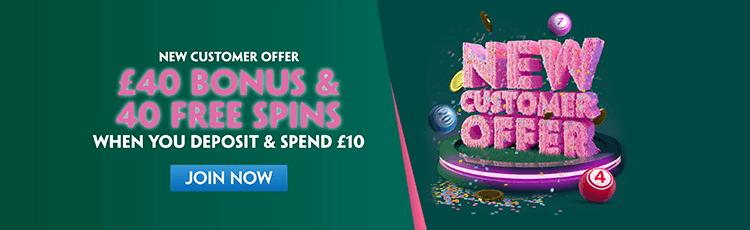 Paddy Power Bingo Promotion Code