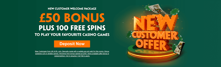 Paddy Power Casino Promotion Code