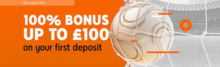 888Sport Deposit Bonus Offer