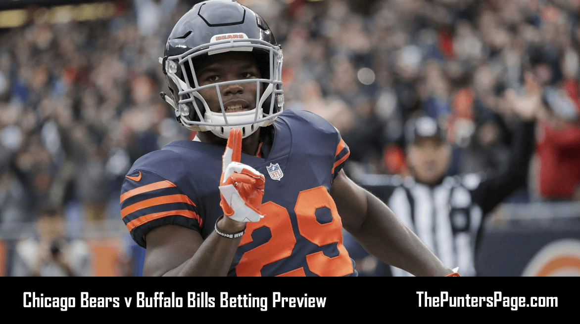 Chicago Bears @ Buffalo Bills Betting Preview, Odds & Tips
