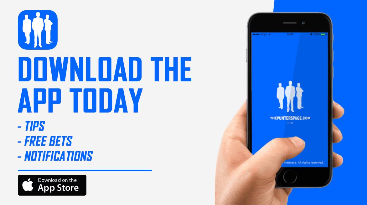 Download ThePuntersPage.com Mobile App
