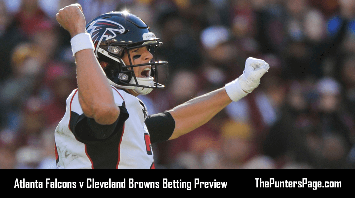 Falcons v Browns Betting Preview, Odds & Tips