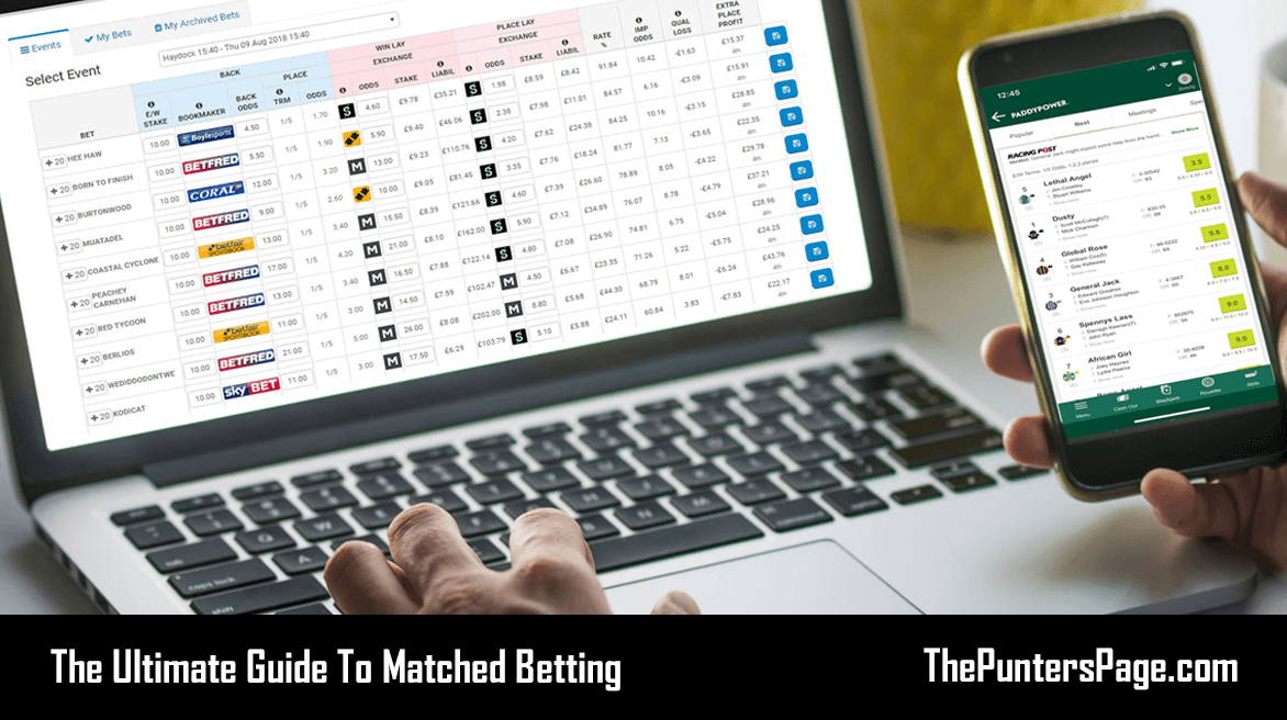 Ultimate Beginner's Guide To Matched Betting
