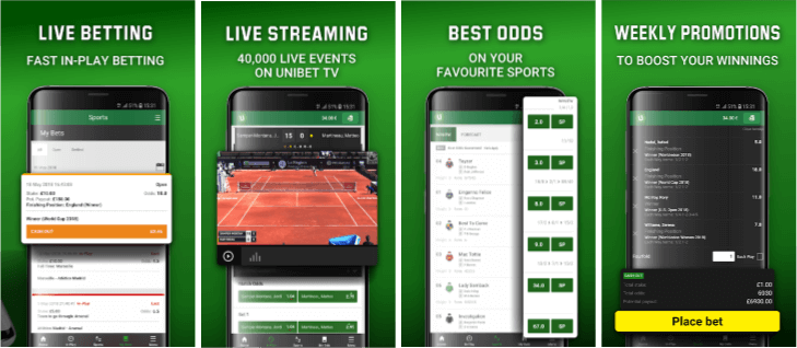 How To Download Unibet Android Mobile App