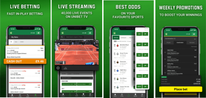 How To Download Unibet iPhone Mobile App
