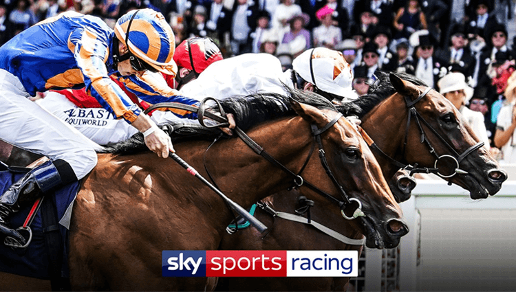 Sky Sports Racing Graphic