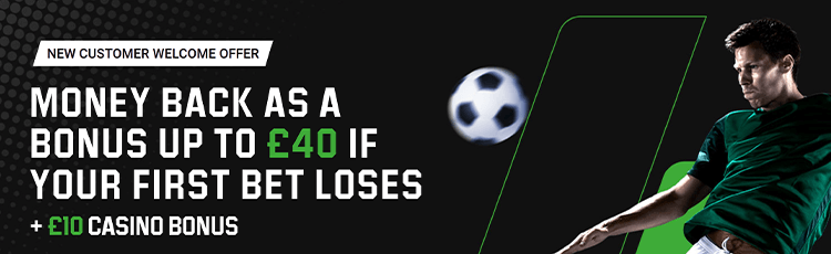 Unibet Free Bet Sign Up Offer