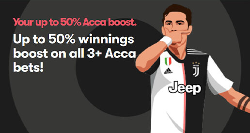 How To Claim 10Bet Acca Boost