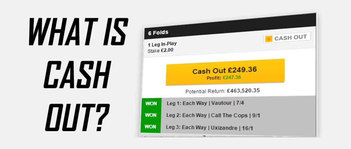 What is cash out