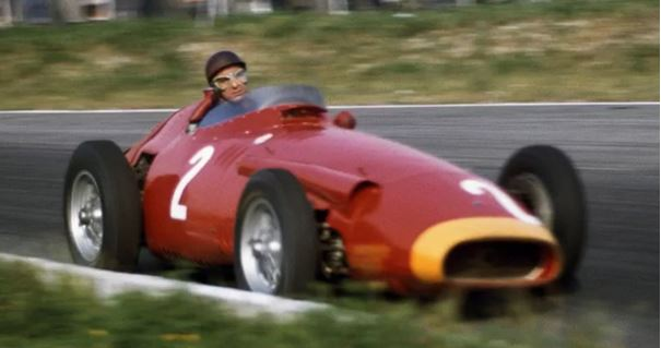F1 Race History