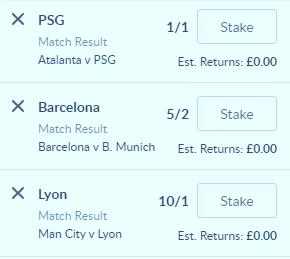 double betting