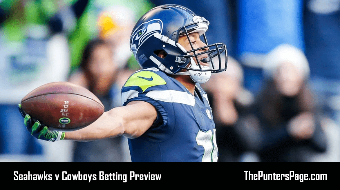 Seattle Seahawks v Dallas Cowboys Betting Preview, Odds & Tips