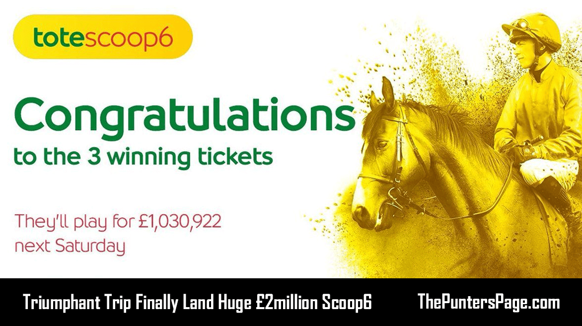Triumphant Trip Finally Land Huge £2million Scoop6