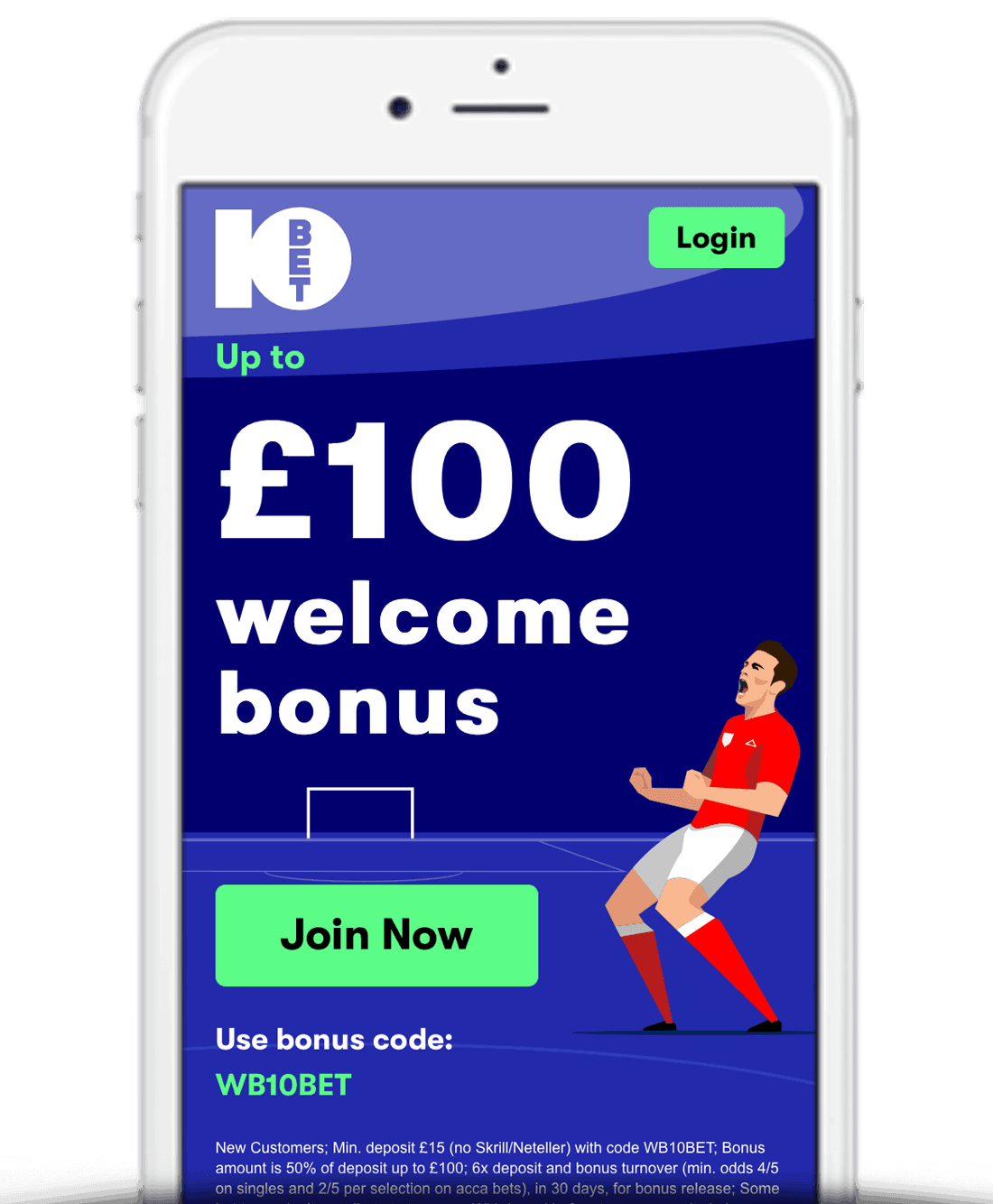 Free Bet Sign Up Offers