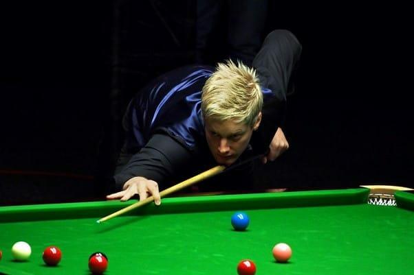 Snooker balls - snooker world grand prix